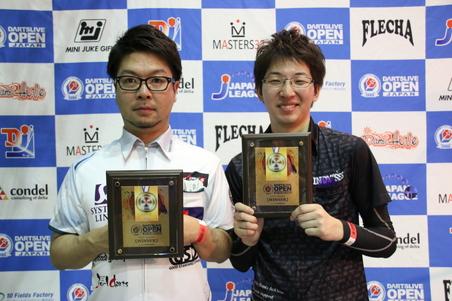 levelMAX 優勝者