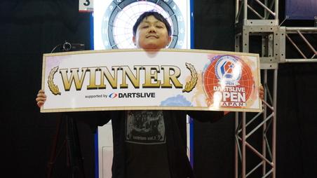 OPEN シングルス 優勝者