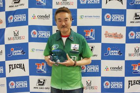 Masters シングルス 優勝者