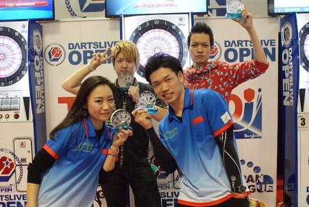 WINNERS トーナメント Aブロック 3位