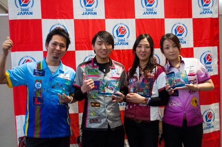WINNERS トーナメント Bブロック 優勝者