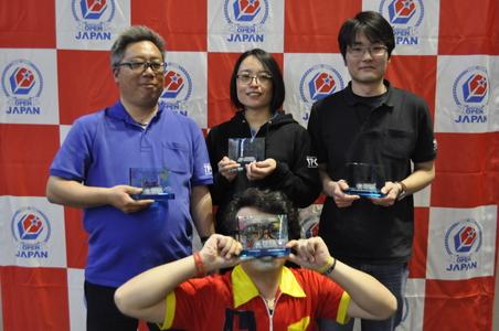 WINNERS トーナメント Bブロック 3位